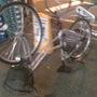 自転車の新しい置き方