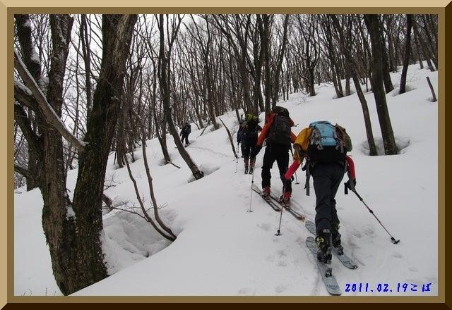 ロフトで綴る山と山スキー-0219_0746