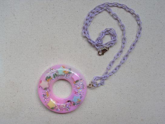 放浪乙女えくすとら-nileperch-donuts-necklace