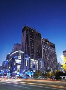 MIJ公式韓流ブログ-ロッテホテル・ソウル外観