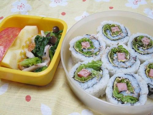 韓国料理サランヘヨ♪ I Love Korean Food-ヌードキムパプ