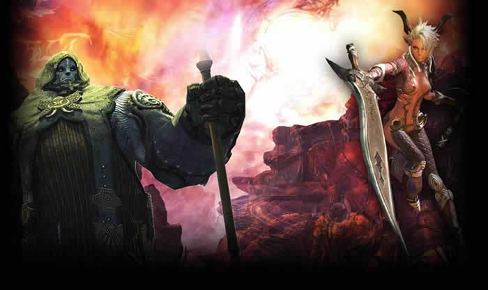 $GmenのTERA冒険活劇---MMORPG『TERA』オンラインゲーム.Blog-tera キャスタニック バラカ