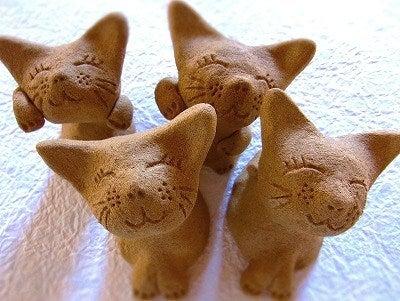 $Feel Happy ♪ ふらわーりんぐ  -ウッド猫