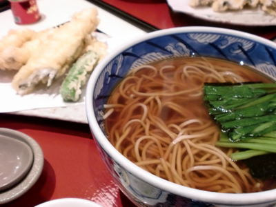 志度・路・戻ろ-穴子天蕎麦