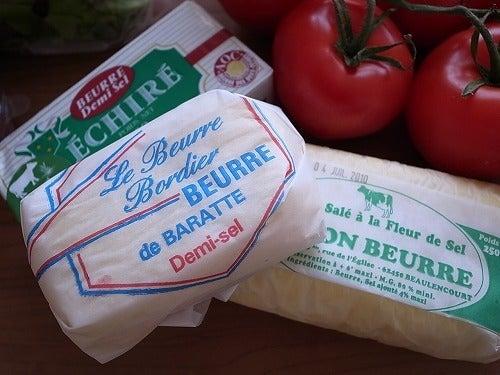 ★ 世界一周御披露目帳 ★-フランスバターたち