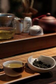 上海 中国茶カフェオーナー~緑の指伝説記~