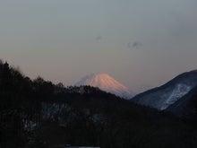 のみきちの徒然ブログ-夕焼け富士1