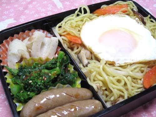 韓国料理サランヘヨ♪ I Love Korean Food-菜の花のピリ辛ナムル