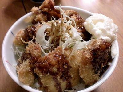 志度・路・戻ろ-ソースカツ丼