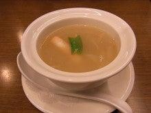 神戸のカラーリスト スタイリスト  トータル素敵プロデューサー☆みつこのブログ-ふかひれのとろみスープ