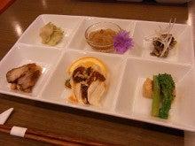 神戸のカラーリスト スタイリスト  トータル素敵プロデューサー☆みつこのブログ-前菜6種盛り合わせ
