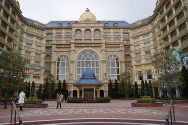 あまいけいき スイーツ博士のブログ-【舞浜】東京ディズニーランドホテル1