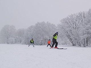 $池の平温泉スキー場ゲレンデレポート-11022603