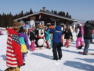 $池の平温泉スキー場ゲレンデレポート-11022701
