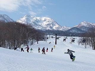 $池の平温泉スキー場ゲレンデレポート-11022702