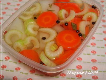 Nagano Life**-ピクルス