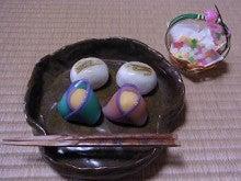 神戸のカラーリスト スタイリスト  トータル素敵プロデューサー☆みつこのブログ-ひなまつり饅頭
