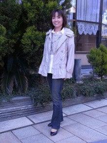 神戸のカラーリスト スタイリスト  トータル素敵プロデューサー☆みつこのブログ-今日のスタイル110227