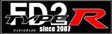 mixi CIVIC FD2R #120