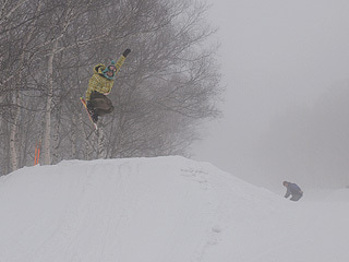 $池の平温泉スキー場ゲレンデレポート-11022803
