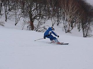 $池の平温泉スキー場ゲレンデレポート-11022802