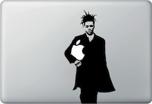 "L.I.M-MacBook17""ステッカー"