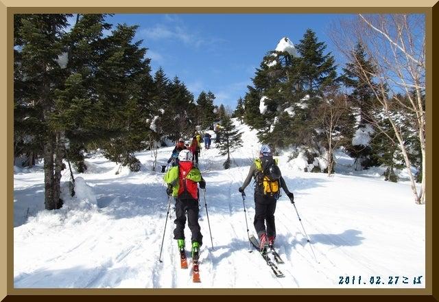 ロフトで綴る山と山スキー-0227_1356