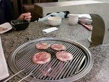 北京大学に短期留学をしました。-焼肉