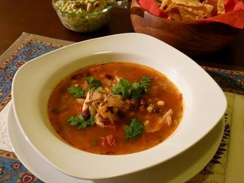 「メキシコ料理 スープ レシピ」のベストアイデア 25 選|Pinterest のおすすめ | メキシコ スープ ...
