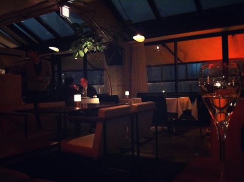 MERCER CAFE TERRACE HOUSE (マーサーカフェ テラスハウス)>