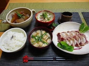 美味しい・楽しい・幸せな食卓-晩御飯