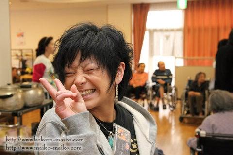 京都舞妓体験処『心』 スタッフブログ-舞妓体験ボランティア1