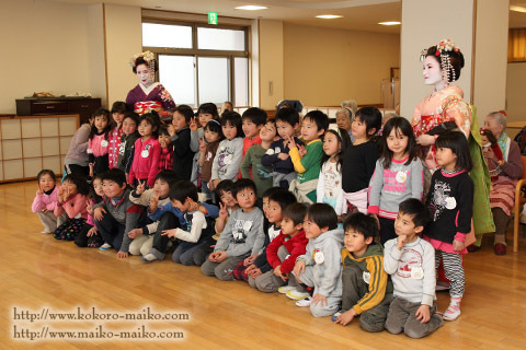 京都舞妓体験処『心』 スタッフブログ-舞妓体験ボランティア9