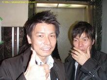 スノーキーのブログ-日本一遅いアメブロ新年会2011岡村さんが二人