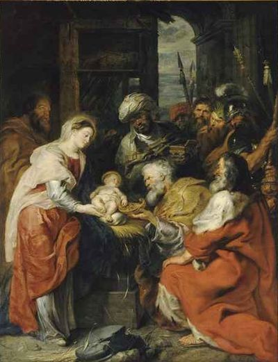 REMOVE-L'Adoration des Mages 1626-27