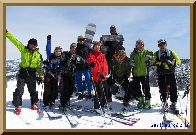 ロフトで綴る山と山スキー-0306_1056