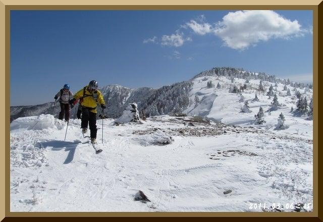 ロフトで綴る山と山スキー-0306_1233