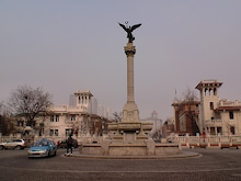 北京大学に短期留学をしました。-マルコポーロ広場