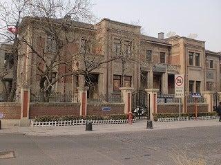$北京大学に短期留学をしました。-伝統的な建築物
