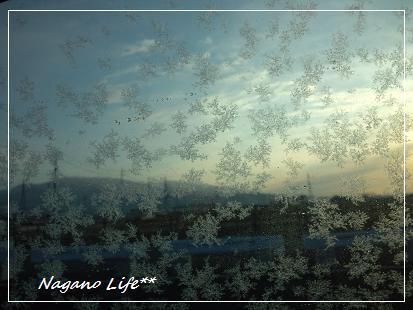 Nagano Life**-雪の結晶