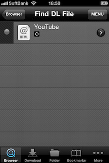 $powerdownloader|Youtube動画もダウンロードできる無料iPhone/iPadアプリ-3