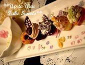 新米作家のフェイクスイーツデコ日記*Up to Yuu Fake Sweets*-カップケーキトレイ