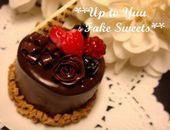 新米作家のフェイクスイーツデコ日記*Up to Yuu Fake Sweets*-ミロワショコラ