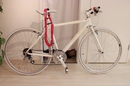 自転車屋 堀江 自転車屋 : FUJIクロスバイク|天神橋 ...