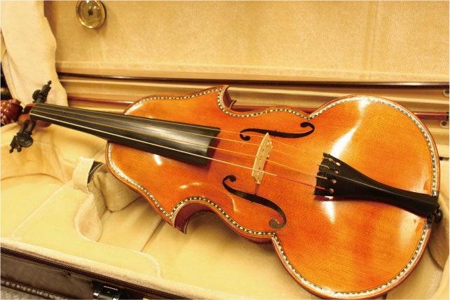 マナベヴァイオリン工房