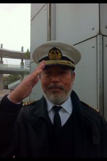 $髭コンサルタントBobbyのブログ-船長さん