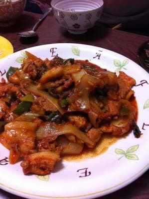 韓国料理サランヘヨ♪ I Love Korean Food