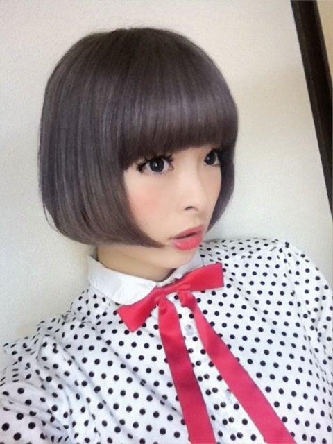 髪型 きゃりー 髪型 : ameblo.jp