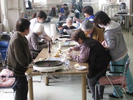 鶴寿荘の徒然日記 II-パティシエ教室