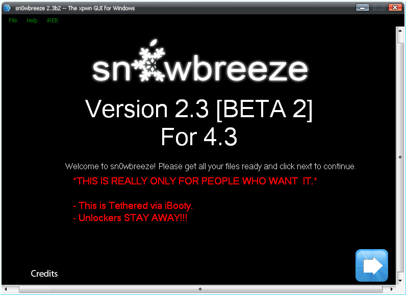 sn0wbreeze-2.3b2